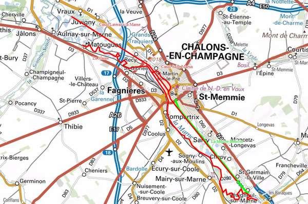 Châlons En Champagne Fédération De Pêche De La Marne