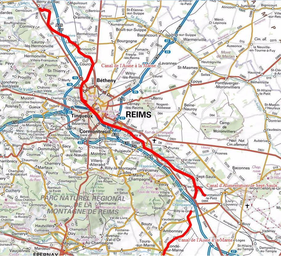 Reims f d ration de p che de la marne - Carte de visite reims ...